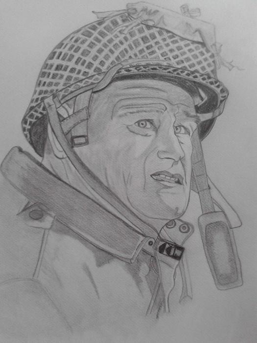 John Wayne by valou50530